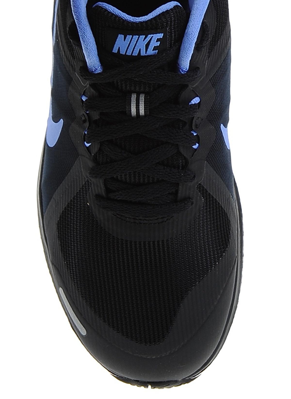 afba67581c9 Nike Kadın Wmns Nike Dual Fusion X 2 Black Chalk Blue-White ...